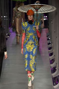 Gucci | Ready-to-Wear - Autumn 2017 | Look 35