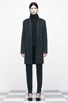 T by Alex Wang. Everyday look for Fall, its minimal and chic, fresh but classic without trying too hard. All the right elements.