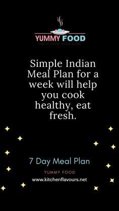 Weekly Menu Planners, Meal Planner, 7 Day Meal Plan, Meal Prep, Tea Time Snacks, Vegan Meal Plans, Weight Loss Meal Plan, Budget Meals, Menu Planning