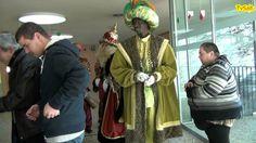 Visita dels Tres reis al Hospital de salt 2015La il·lusió amb la qual cada any reben als tres Reis de l'orient els malats és reflexa a les seves cares, il·luminen el que és un gran dia per ells. Gràcies als Reis i els seus col·laboradors aquests malalts poden gaudir d'un matí màgic.