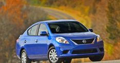The 2014 Nissan Versa Sedan starts at $12,780, retaining the cheapest car in America title.   See more about Nissan, Cbr and America.