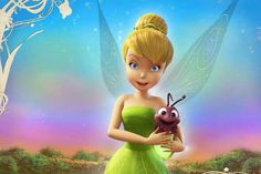 Tinkerbell & Buzz