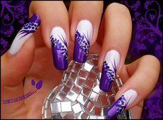 Nail Colors Cool Purple Nail Color Purple Design Dark Purple