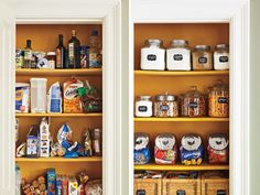 How To Organize Your Kitchen Pantry