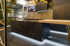 new kitchen by KMD Kitchens, Auckland Home Show 2018