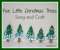 Have you heard the five little Christmas trees chant or song? My son loves the five little pumpkins chant so much that I searched and searched to find a Christmas themed chant that he would enjoy. I found one called the five little reindeer while searching. It is really cute, but I decided to keep …