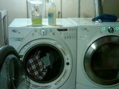 Shaklee Clean Laundry