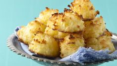 Sally's Coconut Macaroons