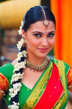Lara Dutta in a traditional look