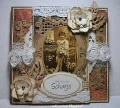 Ineke 's Creations: October 2012