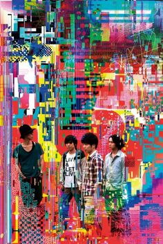 """RADWIMPS reveals jacket cover and track list for """"Sprechchor"""""""