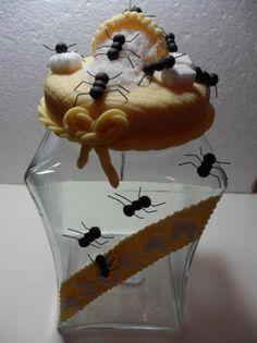hormigas en porcelana fria - Buscar con Google