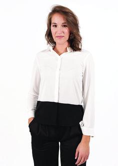Le chemisier Leave de Zenic est le parfait cadeau de Noël pour les filles !  https://dressingdumonde.com/boutique/femme/chemisier-leave/