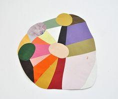 matthew rich paintings   Matt Rich - Collage Paintings
