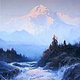 Sydney Laurence Paintings of Alaska are very awe inspiring