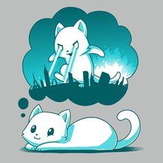 ce que les chat on réelement dans la tête