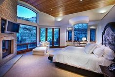 Dream master bedroom