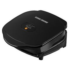 grp99blk 100 square inch nonstick countertop grill black