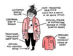 The Freelancer's Uniform