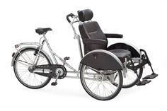 Wulfhorst Forus (Rolstoelfiets Wheelchair Bike)