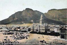 26 Awesome cape town old photos images