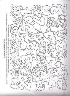 Back To School Number Order Cut & Paste Teaching Numbers, Numbers Preschool, Math Numbers, Kindergarten Worksheets, Worksheets For Kids, Classroom Activities, Teaching Math, Preschool Activities, Activity Sheets For Kids