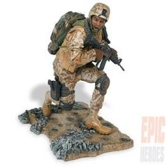 McFarlane Toys awesome Military Series bring's your gijoe's back to life.