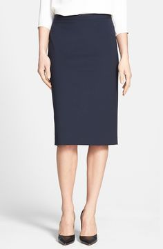 Theory 'Super' Pencil Skirt