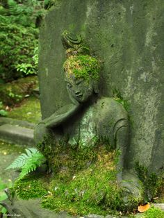 nakamagome2:Resting Buddha (via DameBoudicca)