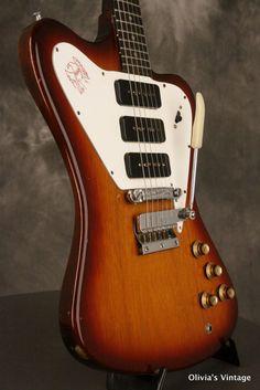 Gibson Guitars - Olivia's Vintage Guitars - Vintage and Fine guitars