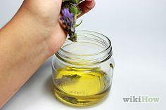 Comment préparé l'huile de lavande