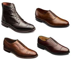AE Shoebank Inventory - part of The Thursday Handful on Dappered.com