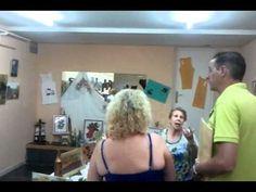 Hogar Tercera Edad El Encinar. Exposición pintura y manualidades. Sala de Exposiciones