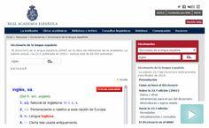 Diccionario de la Real Academia de la Lengua Española  http://floatingpenguin.co.uk/translation-spanish.php