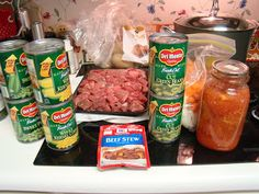 Dinner with the Grobmyers: Beef Stew
