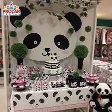 Panda Themed Party, Panda Party, Panda Birthday Cake, Bear Birthday, 30th Birthday Party Themes, Birthday Decorations, Panda Cupcakes, Panda Baby Showers, Panda Decorations