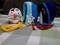 Toucas. Chapéus.  Inspirado em Frozen.  Elsa