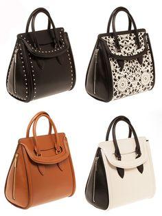 """Alexander McQueen """"Heroine"""" Handbag"""