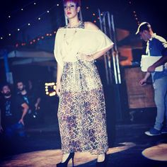 Sfilata Peut-être al molo9cinque 30/08/2014 #peut #peutetre #sfilata #fashion #artigianale #madeinitaly #maximaglia #felpa #diy #leopartado #handmade #sumisura #animalier #abito #vestito #dress