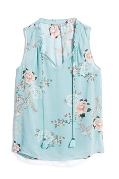 StitchFix 5/2/18 ... it may be too light but I like this. Reminds me of Asian art.