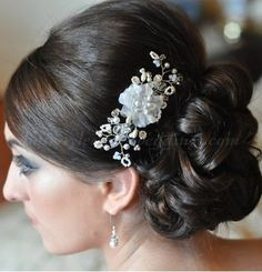 Astounding Hairstyles Buns And Wedding On Pinterest Short Hairstyles Gunalazisus
