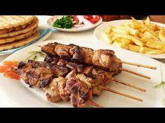Η καλύτερη μαρινάδα για χοιρινά σουβλάκια!! Beverages, Pork, Food And Drink, Beef, Chicken, Cooking, Foodies, Greek Recipes, Kale Stir Fry