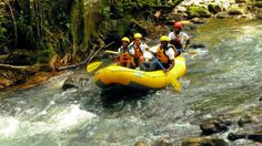Whitewater Rafting at Montpelier