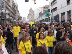 22/05/2012 : Grande manifestation contre les coupes budgétaires dans l'éducation (Maxence Kagni)