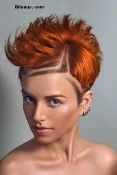 En İyi Bayan Saç Dövme Modelli
