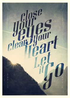 yes. this. :: Let it Go by promopocket on Etsy