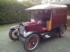 ◆Ford Model T Delivery Van◆