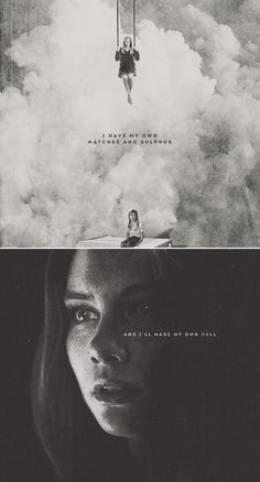 Bela Talbot: I have my own matches and sulfur and I'll make my own hell. #spn