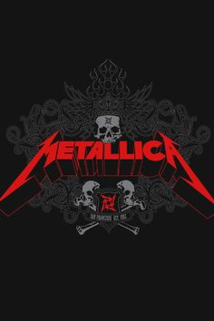 Metal Phone Wallpapers Android Metallica, Metals and