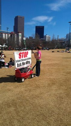 Intactivism Wagon Circumcision, Baby Strollers, Infant, Children, Baby Prams, Young Children, Baby, Boys, Kids